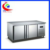 Wholesale Counter Type Restaurant Vegetable Storage commercial refrigerator freezer Horizontal from china suppliers