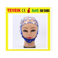 Buy cheap Multi-purpose new EEG cap,support various of EEG electrodes,20 leads,reusable cap from wholesalers