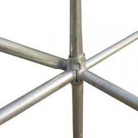 Wholesale HDG Cup Q235 steel Lock Scaffolding with 48.3mm O.D. tube from china suppliers