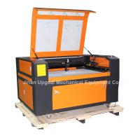 Wholesale Embroidery Fabric Co2 Laser Cutting Machine with Japan CCD Camera  UG-1290 from china suppliers