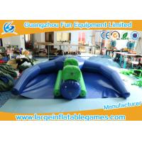 Wholesale 0.9mm PVC Inflatable Flying Fish Inflatable Boat Water Games For Sea / Lake from china suppliers