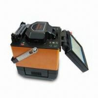 Wholesale Digital Single Fiber Fusion Splicer, with High Definition LCD Technology and Core/Cladding Alignment from china suppliers