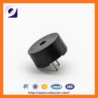 Wholesale 5 Volt Small Black Piezo Electric Buzzer , Alarm Ring Piezoelectric Transducer from china suppliers