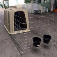 Wholesale PE Material House Best Isolation Room Calf Shelters 2200 * 1200 * 1400 Mm from china suppliers