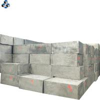 Wholesale High Electric Resistance Big Size Graphite Block with High Purification from china suppliers