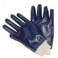 China Jersey Nitrile Coated Gloves on sale