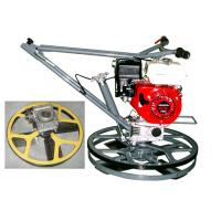 Wholesale Portable Gasoline Petrol Edge Power Trowel Machine For Wet Concrete Floor from china suppliers