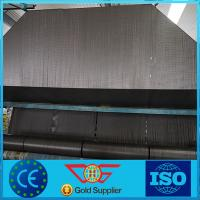 Wholesale High Quality Woven Weed Barrier/Silt Fence Made From PP Flat Yarn from china suppliers