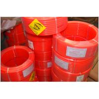 Wholesale DVOLTA brand Diameter 12mm Orange PU Round Belt Surface Smooth Import Raw Material from china suppliers