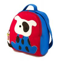 China Backpack /4.5mm  lightweight insulated neoprene washable,three - dimensional embroidery pattern on sale