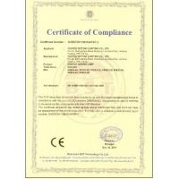 Fuzhou Reeyah Lighting Co., Ltd. Certifications