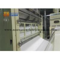 Wholesale Heavy Duty Air Though Nonwoven Fabric Making Machine Automatic Multifunctional from china suppliers