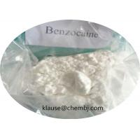 Wholesale Local Anesthetic Drugs Benzocaine Raw Powder To Relieve Pain 94-09-7 from china suppliers