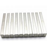 Buy cheap N45 Super Strong Neodymium Block Magnets , thickness 1mm neodymium magnet Strip from wholesalers