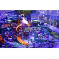 Wholesale Indoor Commercial Aqua Playground Equipment For Kids and Adults Water Park Fun Games from china suppliers