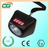 Wholesale IP65 Explosion Proof Cordless LED Mining Light / Cree LED Coal Miner Headlamp from china suppliers