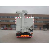 Wholesale Dongfeng tianjin 20cbm poultry feed pellet truck for sale, China best price 10tons animal feed transported truck sale from china suppliers