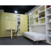 Wholesale Space Saving Contemporary Wall Bed Single Murphy Wall Bed with Adjustable Table from china suppliers