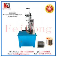 Buy cheap heating element machine for RS-328PLC Resistance Winding Machine by feihong machinery from wholesalers