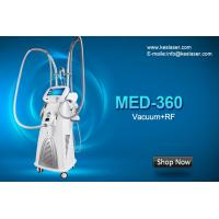 Wholesale Body Slimming / Weight Loss RF 5 In1 Vacuum Cavitation System With 4 Handles from china suppliers