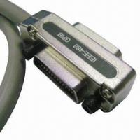 Wholesale GPIB IEE488 Cable with IEEE488 Cable Assembly Hood from china suppliers