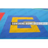 "Wholesale Plastic Portable Tennis Court Plastic Interlocking Sports Flooring For All Weather 12""x12"" any color from china suppliers"