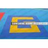 Buy cheap Plastic Portable Tennis Court Plastic Interlocking Sports Flooring For All Weather 12