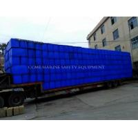 Wholesale Dock floating pontoons, Marina Floating foam filled Floaters from china suppliers