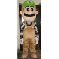 Wholesale Super mario costumes for adults super mario halloween costumes super mario characters from china suppliers