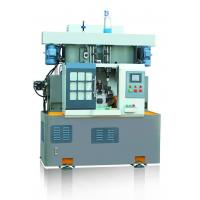 Wholesale Rotary Indexed Table Lathe Turning Machine , Drilling Tapping Machine Vertical Two Spindle from china suppliers