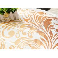 Wholesale 100% Polyester Washable Kitchen Rugs Custom Design Good Wearability from china suppliers