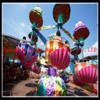 Wholesale european standard Fairgound jellyfish outdoor park amusement swing ride from china suppliers