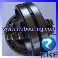 Wholesale P0, P6, P5, P4 RKF Double Row 90mm Self-aligning Roller Bearing 22318CC/W33 from china suppliers