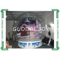 Buy cheap Durable Clear Inflatable Show Ball Digital Painting Inflatable Snow Globe from wholesalers