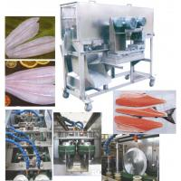 Quality Big Type Fish Belly Cutting Machine for sale