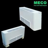 Wholesale convector fan coil unit vertical and horizontal type with 0.75RT from china suppliers