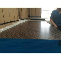 Wholesale Two Hotpressing And One Sanding Brown Film Faced Plywood  With Customization Logo from china suppliers