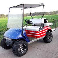 Wholesale 2 seater electric golf car from china suppliers