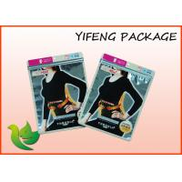 Wholesale Flexible Plastic PET PP Custom Packaging Bags Reclosable For Garment from china suppliers