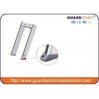 Wholesale High Sensitivity 1080p Security Walk Through Metal Detector 6zones from china suppliers