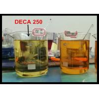 Wholesale Deca 250mg/ml High Purity Yellowish Cutting Injectable Steroid Oil Deca Durabolin 250 from china suppliers