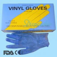 Wholesale Powdered and powder free 2014 new dispoable vinyl gloves factory from china suppliers