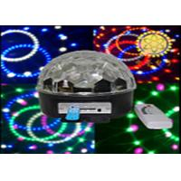 Wholesale Guangzhou Desco Stage Light 15W Led Crystal Magic Ball Light RGB Effect Lighting from china suppliers