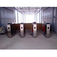 Wholesale RFID Reader Tripod Waist Height Turnstile IP44 50W , Automatic Systems Turnstiles from china suppliers