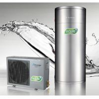 Wholesale Air to Water Residential Heat Pump , Split Type Heat Pump With LCD Controlling from china suppliers