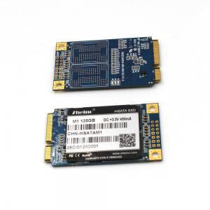 Internal mSATA Solid State Cache Drive For Ultrabooks , CE mSATA 128g SSD M1