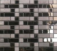 Wholesale moais stainless steel mosaic PY-FL003 from china suppliers