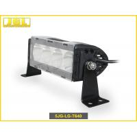Wholesale Aluminum Housing 10w CREE Led Light Bar For Top Of Truck 311*105*96mm from china suppliers