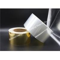 Quality 12 - 50 Microns Heat Sealable BOPP Film For Digital Printing Highly Fitted for sale