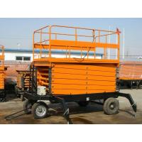 Wholesale 300kg mobile hydraulic scissor lifting platform Safety with Heavy load capacity from china suppliers